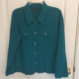 Analogy jacket size XL fit like L see measurements